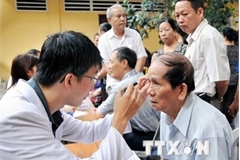 Vietnam assisted to meet needs of aging population