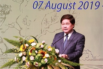 ASEAN+3 senior officials talk agriculture, forestry cooperation