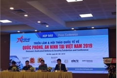 First int'l defence-security exhibition and conference to be held in Hanoi