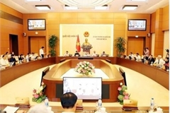 NA Standing Committee to convene 36th session on August 12