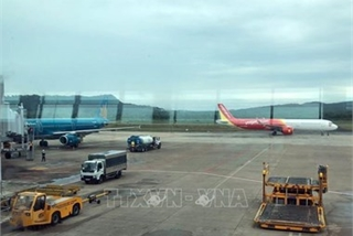 Airlines adjust flight schedules to Phu Quoc, Shanghai, Taiwan
