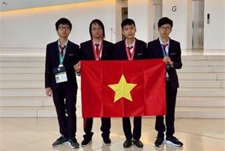 Vietnam ranks fourth at Int'l Informatics Olympiad 2019