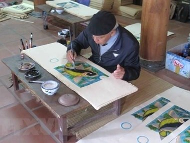 Dossiers on Dong Ho folk painting to be appraised