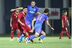 Vietnam's U22 team defeat Kitchee SC in friendly match