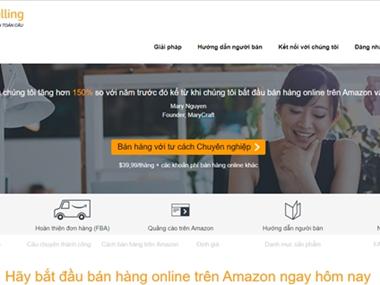Amazon establishes subsidiary in Vietnam