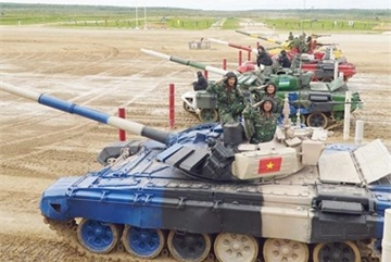 Vietnam reaps better-than-expected results at Army Games