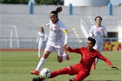 Vietnam's women's team cruise into AFF semi-final