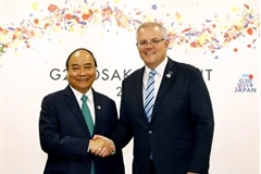 Australian PM's visit to Vietnam to open new prospects for bilateral ties