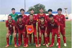 Vietnam top Group B of AFF Women's Championship