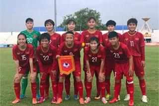 Vietnam top Group B of AFF Women's Championship