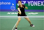 Vietnamese female player beats No 15 seed at world badminton champs