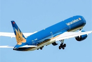 Vietnam Airlines uses large-body Boeing 787-10 aircraft on Vietnam-RoK route