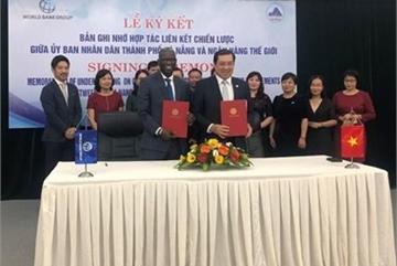 Da Nang, WB sign new deal on strategic connectivity