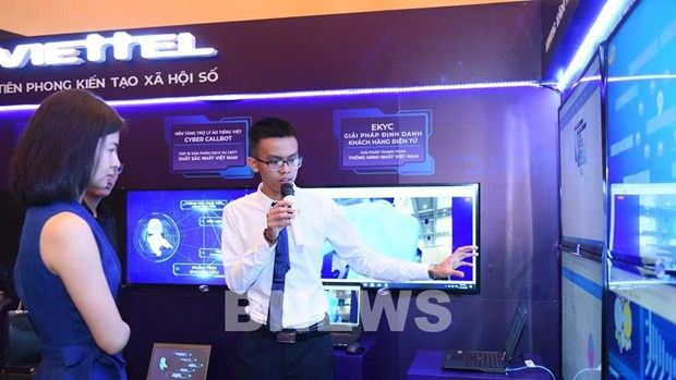 Tech companies put Vietnam on global map hinh anh 1