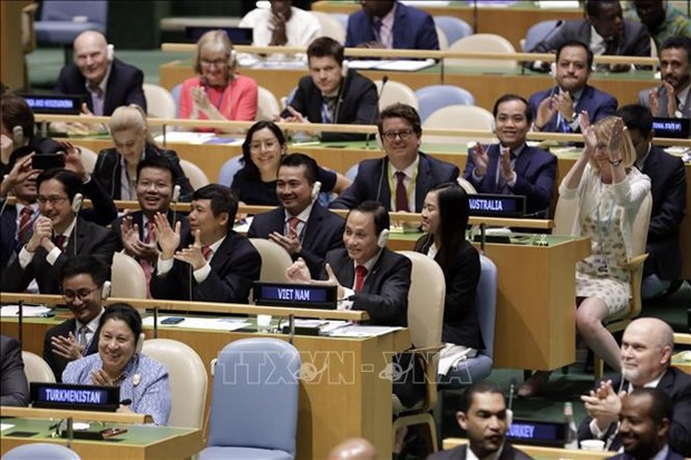 Vietnam and UNSC: From participant to partner for sustainable peace hinh anh 5