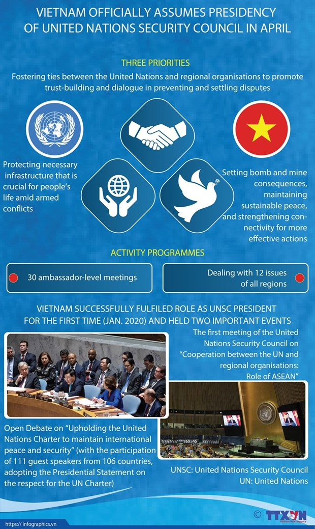 Vietnam and UNSC: From participant to partner for sustainable peace hinh anh 1