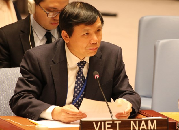 Vietnam reaches new milestone in diplomacy hinh anh 1