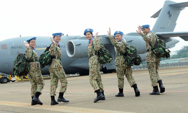 Vietnam reaches new milestone in diplomacy hinh anh 2