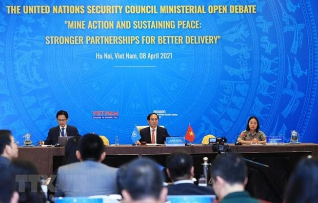Vietnam reaches new milestone in diplomacy hinh anh 4