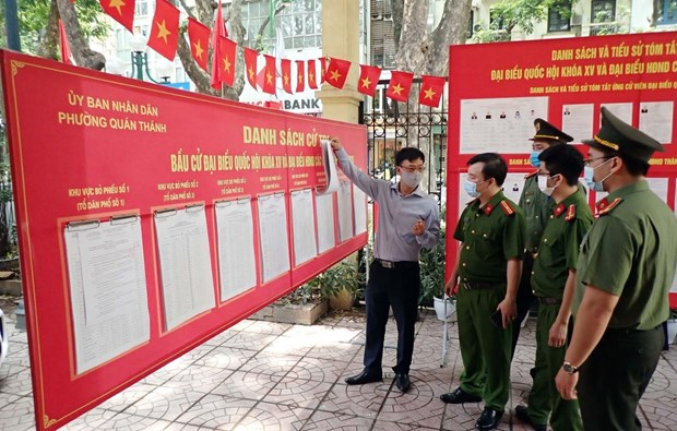 Absolute safety ensured for upcoming general elections hinh anh 7