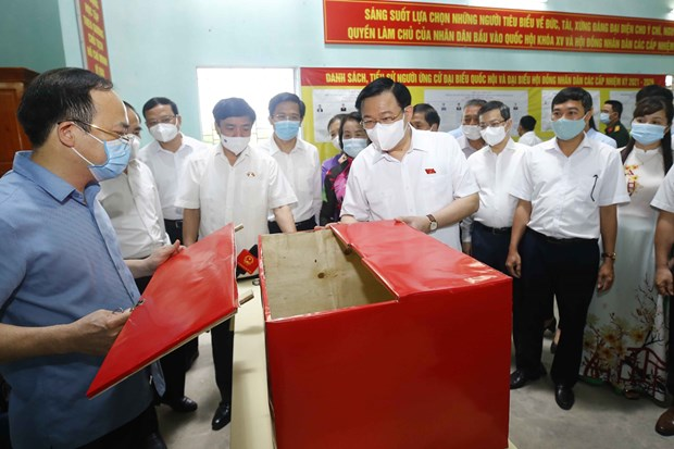 Absolute safety ensured for upcoming general elections hinh anh 6