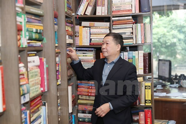 Tet in olden days through the eyes of Vietnamese, French scholars hinh anh 3