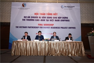 Vietnam on road to development of carbon market