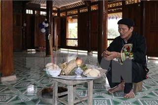 New Year customs of Red Dao ethnic people in Yen Bai province
