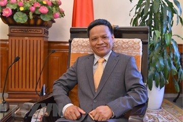 Vietnamese ambassador runs for re-election to International Law Commission