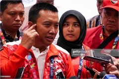 Indonesian sports minister resigns over corruption allegation