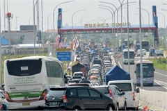 Indonesia launches electronic driver's license
