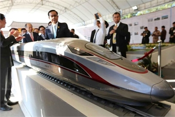 Thailand to continue high-speed railway talks with China