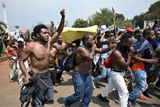 Unrest in Indonesia's Papua under control