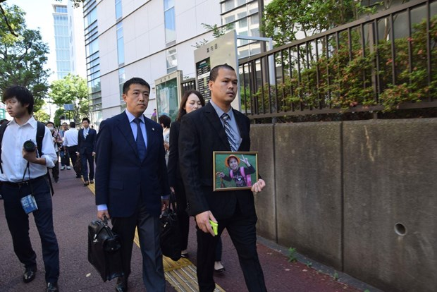 Appeal trial over 2017 murder of Vietnamese girl in Japan opens hinh anh 1