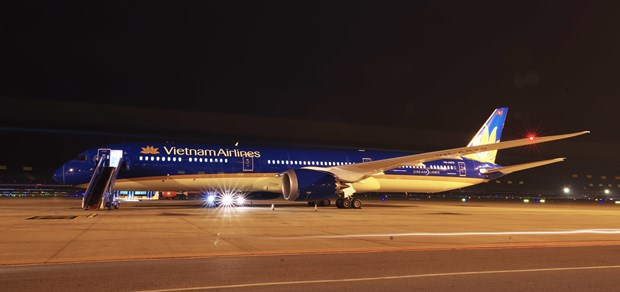 Vietnam Airlines operates Boeing 787-10 Dreamliner on HCMC-Seoul route hinh anh 1