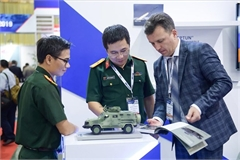 Vietnam Defence & Security exhibition showcases latest technologies
