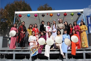 First Vietnam festival held in Fukushima, Japan