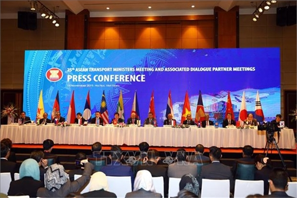 ASEAN transport ministers' meeting ends with important agreements
