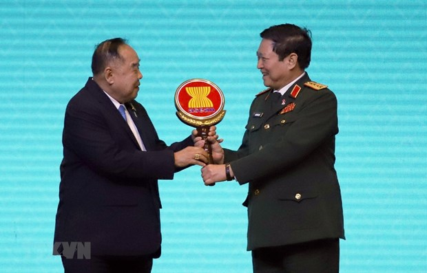 Vietnam officially becomes Chair of ADMM, ADMM Plus hinh anh 1