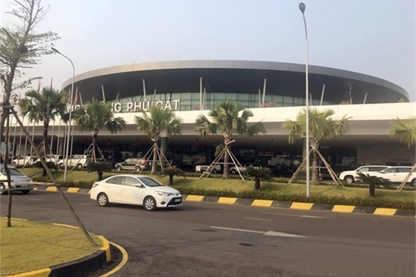 Phu Cat airport to welcome first international flight