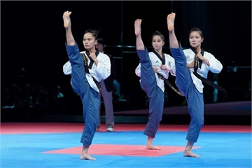 VN Taekwondo performers target golds at SEA Games