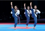 VN Taekwondo performers target golds at SEA Games