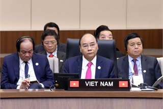 PM proposes ASEAN-RoK cooperation orientations