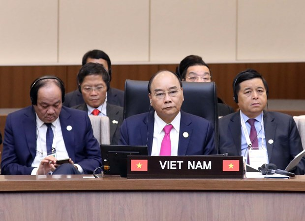 PM proposes ASEAN-RoK cooperation orientations hinh anh 1