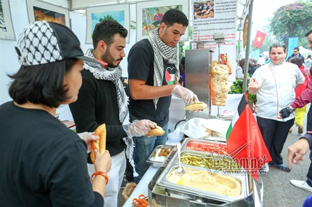International Food Festival to kick off in Hanoi hinh anh 1