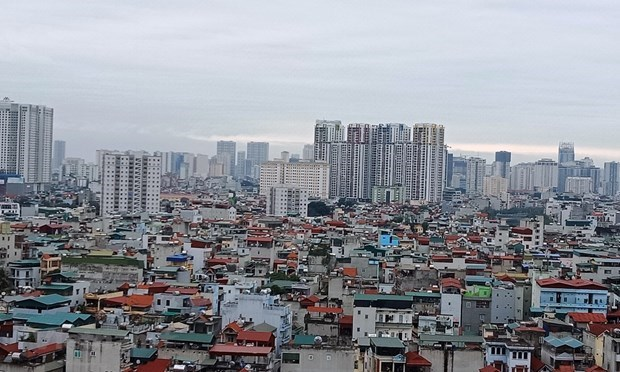 Domestic property market to have enough capital next year hinh anh 1