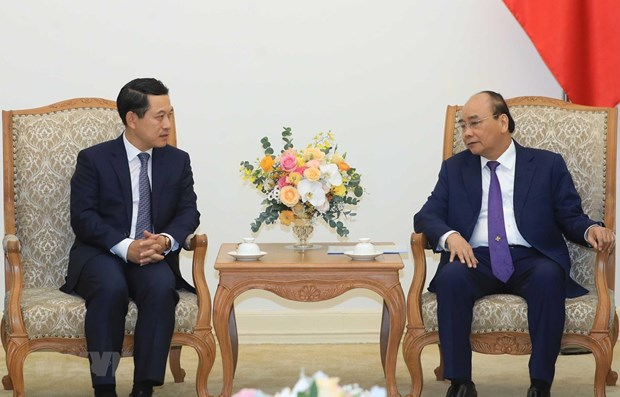 Lao FM commits support to Vietnam to fulfill role next year hinh anh 1
