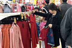 Retail sales in Vietnam hit four-year high