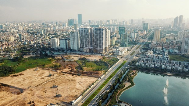 Real estate retains second position in FDI attraction hinh anh 1