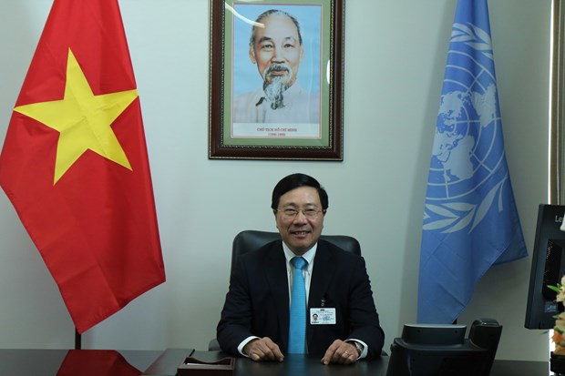 Vietnam prioritises adherance to UN Charter hinh anh 1